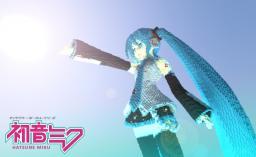 Hatsune Miku (初音ミク) Minecraft Project