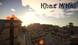 Khaz M'Kai Minecraft Map & Project
