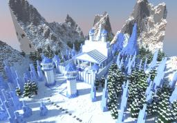 Ice Kingdom Minecraft
