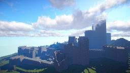 Kaer Morhen Castle Minecraft Map & Project