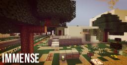 Immense | Modern Build Minecraft Project