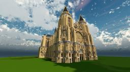 [Semmal]  St. Vitus Cathedral Minecraft Map & Project