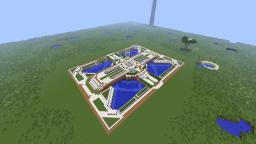 Anno 2070 - Eco City Center Minecraft Map & Project