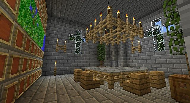 Grimlock Castle Medieval Build Minecraft Project