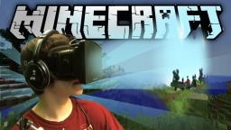 Minecraft inside the Oculus rift! Minecraft Blog