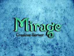 Mirage Creative | Big Plots | Projects | Free World Edit | Redstone | No Whitelist Minecraft