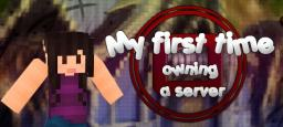 My First Time being an OWNER of a Server/Community | Pop reel! :D  Minecraft Blog Post
