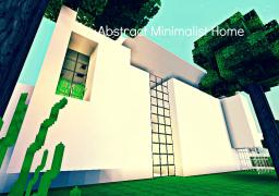 Abstract Minimalist Home | ProsperIvy Architects Minecraft Map & Project