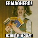 Why Shouldn't I Write About Non-Minecraft Stuff? Minecraft Blog