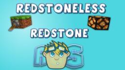 """""""Redstoneless"""" redstone w/ testfor Minecraft Map & Project"""