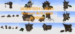 Desertech's MEGA Medieval BUNDLE [22+ structures] [Download Out!] Minecraft