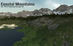 Coastal Mountains : Extreme Realism Minecraft Project