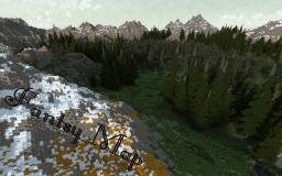 Kzari Ithil : Fantasy Map Minecraft Map & Project