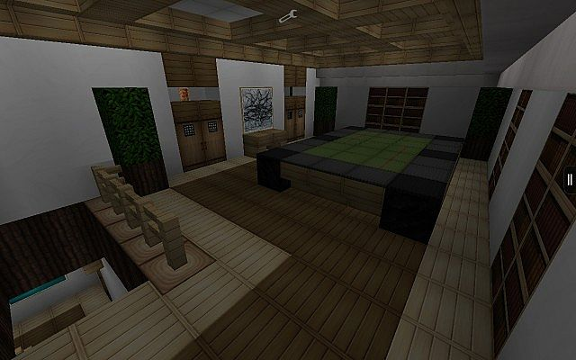 Traditional American Home UPDATED Minecraft Project