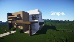 | Simple. | Minecraft Map & Project