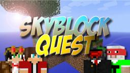 Skyblock Quest (MC V 1.8) Minecraft Project