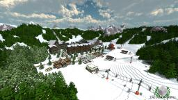 TheReawakens - Twin Peak Ski Resort Minecraft Project
