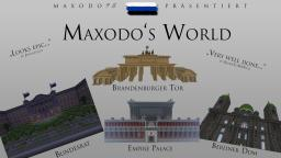 Maxodo's World Minecraft Map & Project