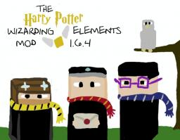 Harry Potter Wizarding Elements Mod Download Available Minecraft