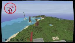 FREERUNNER - A Minecraft Minigame Minecraft Map & Project