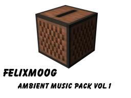 Minecraft - Ambient Music Pack Vol. 1 Minecraft Map & Project
