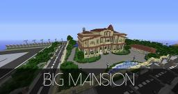 My big mansion Minecraft Map & Project