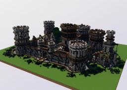 Old Castle Minecraft Map & Project