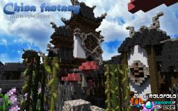 [Fantasy] Chinese temple hill (at WOK) Minecraft Map & Project