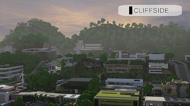 The city of cliffside wok minecraft project the city of cliffside wok gumiabroncs Image collections