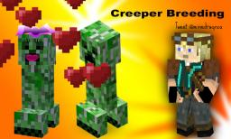 How to breed Creepers in minecraft