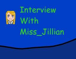 Interview with Miss_jillian Minecraft Blog Post