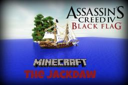 The Jackdaw -Assassins Creed 4 Black Flag Minecraft Map & Project