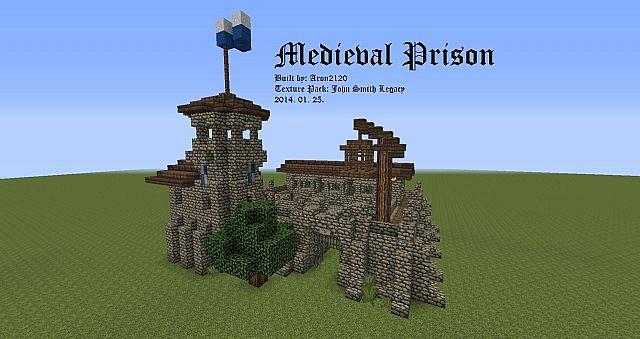 Medieval Prison Minecraft