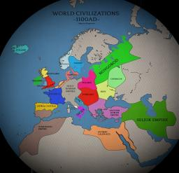 World Civilizations Minecraft Server