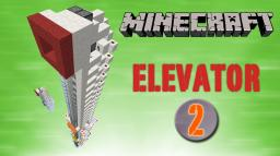 Piston Elevators Pack 1.7.4 up Minecraft Map & Project