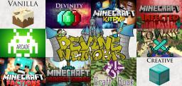 Devine-Network! [Towny]-[Factions]-[HG]-[Creative]-[Cade]-[KitPVP]-[Devinity}-[Custom Game Plays] Minecraft