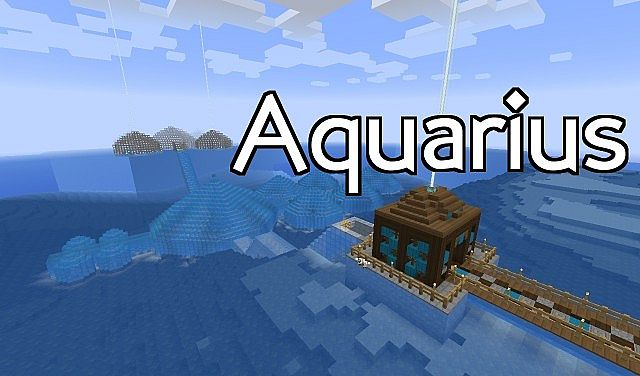 Aquarious - The Aquatic Base