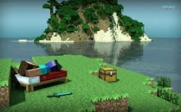 island craft Minecraft