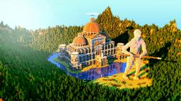 The Palace of Doria Minecraft Map & Project