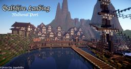 Galshire Landing [Contest] [1st] Minecraft Map & Project
