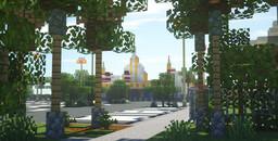 FloridaMC - Walt Disney World - Seaworld - Fun Spot Orlando & More Minecraft Server