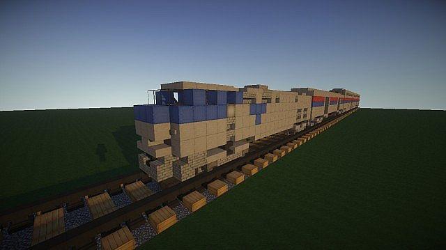 GE Genesis P32AC-DM Diesel-electric Locomotive