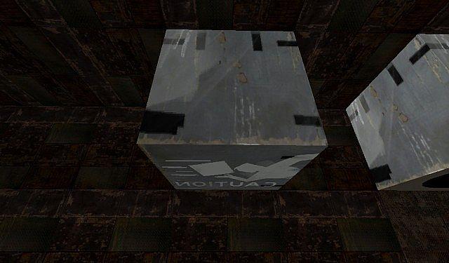 Cube Vent Dropper