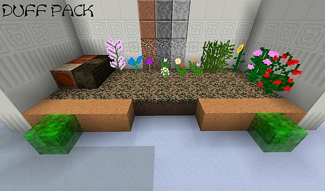 7073734 [1.9.4/1.8.9] [16x] DuffPack Texture Pack Download