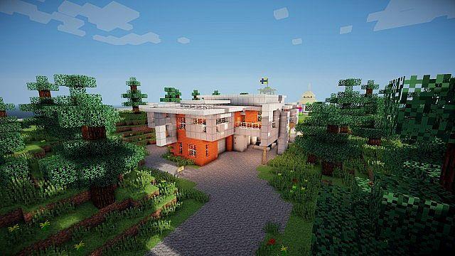 Modern Home by Ziggy239