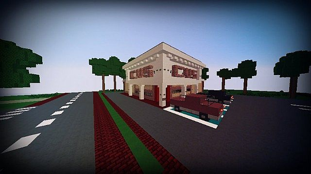 cvs   pharmacy minecraft project