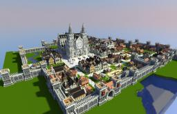 Project - Anno1404 Minecraft Map & Project