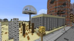 Wasteland Survival Minecraft Server