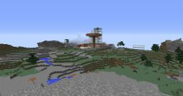 Town Of Mineton Minecraft Map & Project