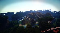 Lastrus Town [Small Town build] [Download] Minecraft Map & Project
